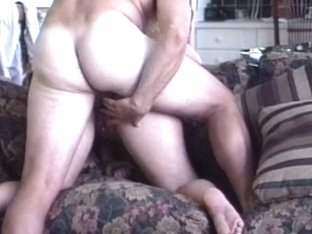 Nailing My Mature Wife From Behind