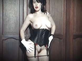 Exposure - Vintage British Pale Hairy Goth Tease