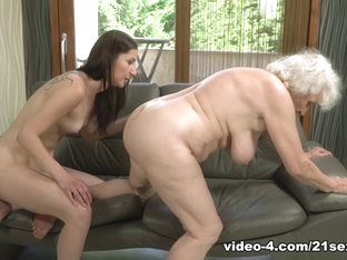 Norma In Ageless Love - 21sextreme