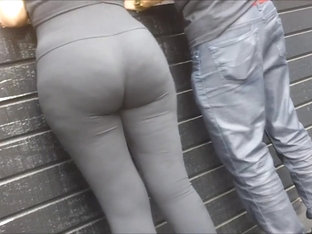 Candid Booty 87