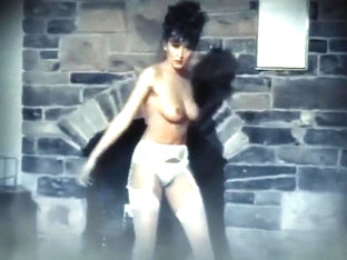 Highway To Hell - Vintage British Strip Dance Tease
