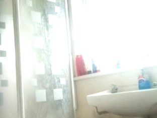 Installed A Hidden Camera To Spy On My Roommate In The Shower