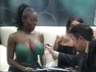 Just Watching Hawt Busty Angels On Tv Getting Painted