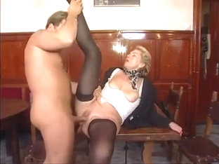 Only One Girl Would Wear Vintage Seamed Nylon Stockings A