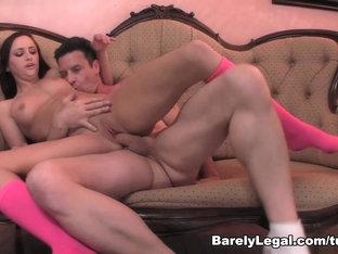 Crazy Pornstar Hope Howell In Amazing Hardcore, Brunette Porn Clip
