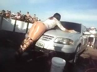Car Wash Dance Show