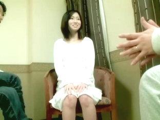 Nice Looking Babe Enjoys Cramming In Japanese Sex Video