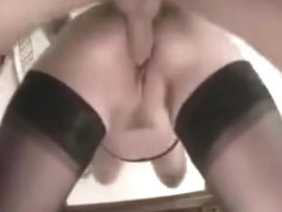 Big Tits Stockings MILF