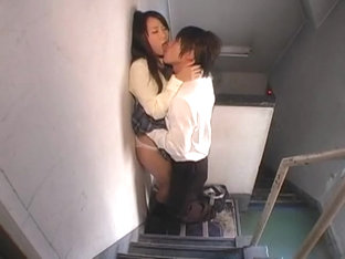 Japanese Tongue Kissing 1