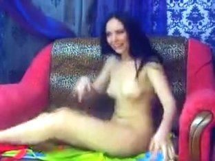 Ukrainka Bagirrra Undressed In Free Chat And Stroking Her Pussy