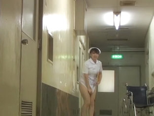 Awesome Video With Nurse That Got Her Skirt Sharked