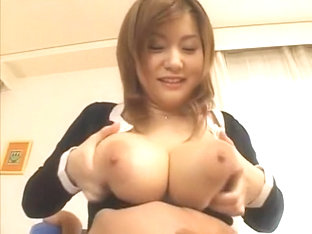 Exotic Japanese Chick Chichi Asada In Incredible Big Tits, Masturbation/onanii Jav Movie