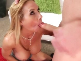 Brooke Tyler & Michael Vegas In Seduced By A Cougar