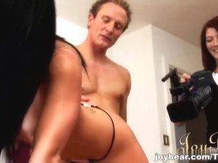 Exotic Pornstar In Best Blowjob, Threesomes Adult Movie