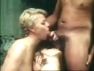 Mc And Woman Peg Share A Boy