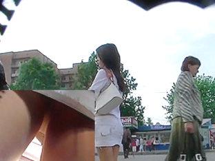 Phat Stockings Up Petticoat Movie Scene