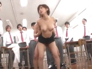 Nozomi Aso Is A Filthy School Nurse Who Loves Cum