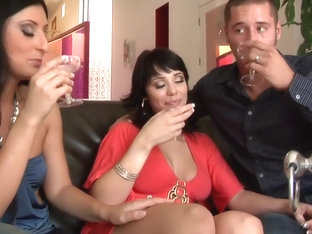 Horny Pornstar In Incredible Big Tits, BBW Sex Video