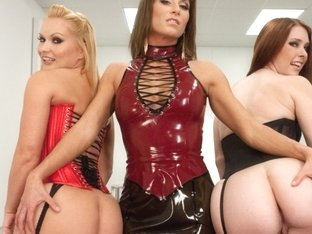 Exotic Fetish, Fisting Adult Clip With Fabulous Pornstars Melody Jordan, Katja Kassin And Ariel X .