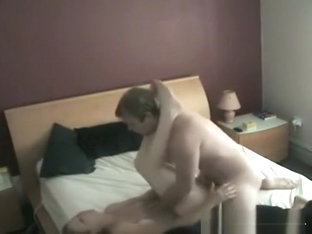 Couple Makes Their First Hardcore Sex Home Video In The Mrng