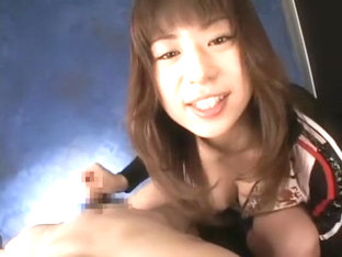 Incredible Japanese Girl In Crazy Pov, Cfnm Jav Scene