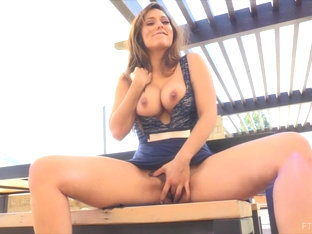 Best Pornstar In Horny Masturbation, Solo Girl Adult Movie