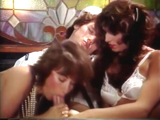 Two Brunettes Take On Hung Sailor - Horizon Entertainment