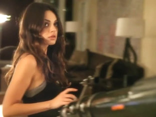 Exclusive Esquire Mila Kunis