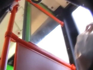 Cute Ass Babes With Short Skirts On The Bus