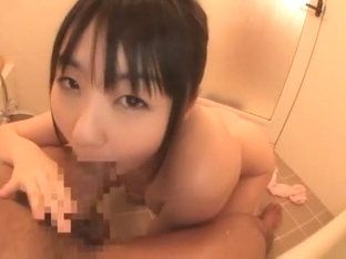Incredible Japanese Chick Tsubomi In Best Blowjob Jav Movie