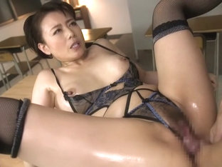 Fabulous Japanese Model In Crazy Mature, Stockings Jav Video