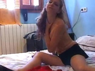 Real Amateur Webcam Show From Russian Girl Lena