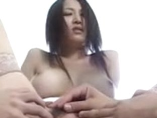 As244 - Japanese School Teacher Jousts Two Dicks Jointly