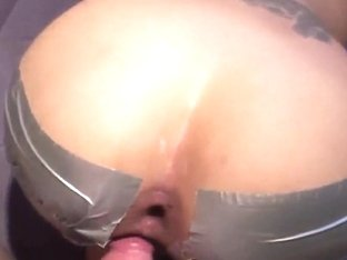 Taped Butt