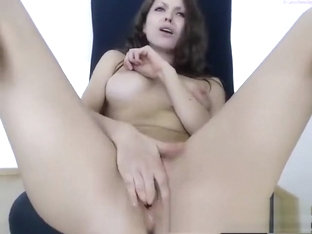 Amateur Czech Teen Lapdancing In A Solo Video
