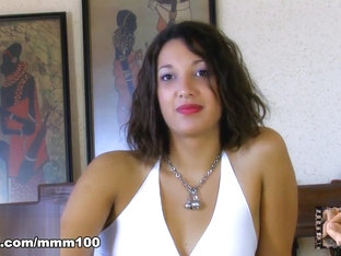 Nathalie Sainlouis In Video Interview Porno With Nathalie Sainlouis  - Mmm100