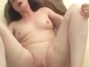 This Young Honey Enjoys A Cock-machine
