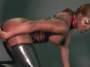 Bdsm Xxx Slave Boy Licks His Cum From His Doms Shoe