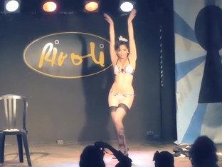Burlesque Strip Show 108 Betsy Swoon Naked Rivoli