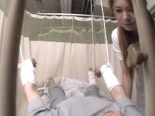 Kei Fucks Her Patient's Chopper In Asian Voyeur Video