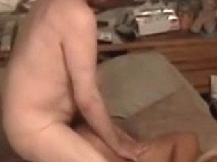 Young Babe Being Screwed By A Mature Dude In Various Positions