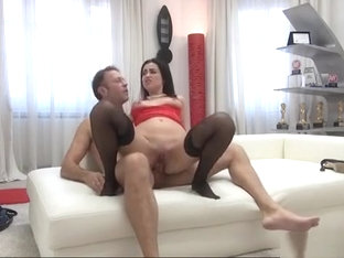 Lovely Nikky Perry Gets Her Anal Drilled Hard And Deep
