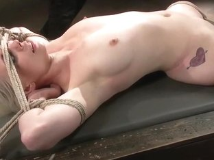 Destroying Lorelei Lee!! Inverted Sybian Suspension Blows Her Mind