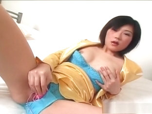Cock Teasing With Shinobu