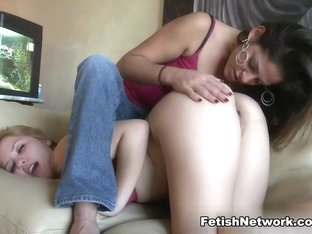 Incredible Pornstar In Hottest Lesbian, Face Sitting Sex Clip