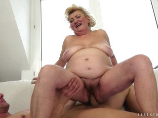 Exotic Pornstar In Incredible Blonde, Mature Adult Scene