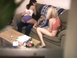 Threesome With Two Tight Body Chicks