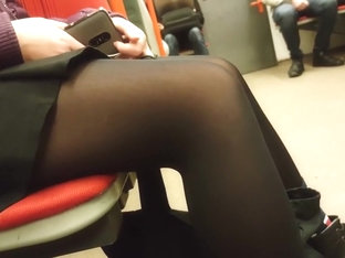 Black Pantyhose 2