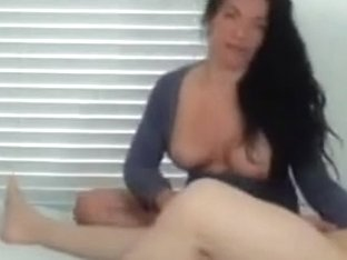 Amazing Mexican Bitch Showing Her Sexual Skills