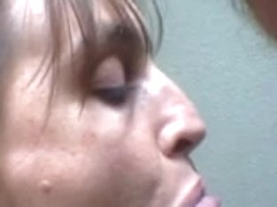 Fashing Her Big Tits And Suckin In Elevator